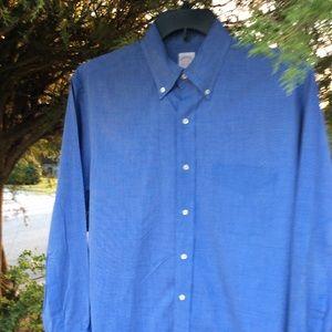 Brooks Brothers Men's Shirt 16.5 - 34